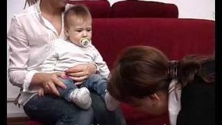 Atentia la copilul cu varsta cuprinsa intre 1 si 6 luni