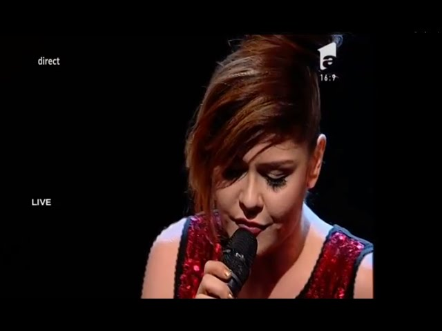 "Alexandra Crișan feat. CRBL - ""Empire state of mind"" (Jay Z feat. Alicia Keys) - Gala 3, X Factor!"