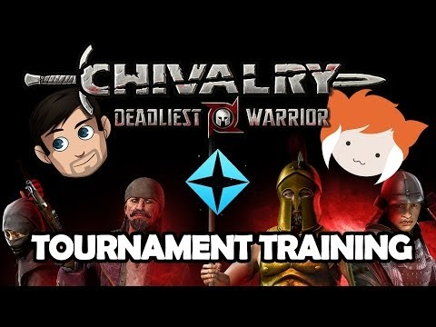 Chivalry: Deadliest Warriors Practice W  Strippin! video