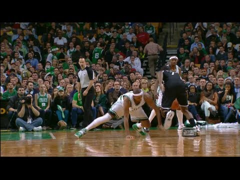Joe Johnson making Paul Pierce look silly