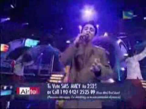 amey's performance in india idol laga chunri mein daagh.3gp