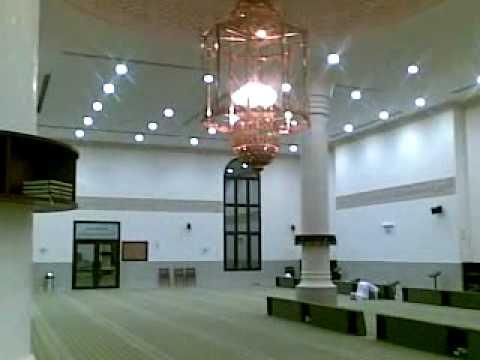 A BEAUTIFUL MASJID IN DAMMAM (SAUDI-ARABIA)