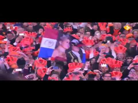 Armin van Buuren / This is what it feels like (inauguration king Willem-Alexander)