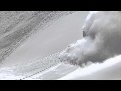 Sverre Liliequist - Big Mountain run 2 - Swatch Skiers Cup 2013