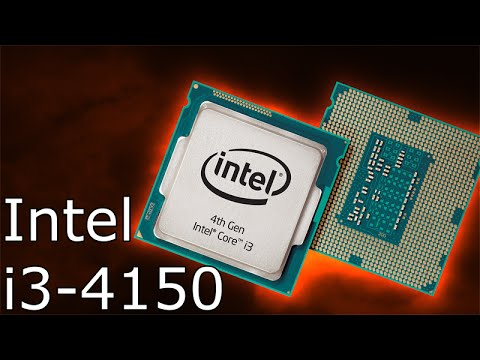 [DEUTSCH] Intel Core i3-4150 Vorstellung / Testbericht + Benchmarks