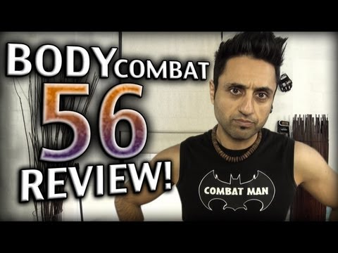 Body Combat 56 Review - Tommy Damani