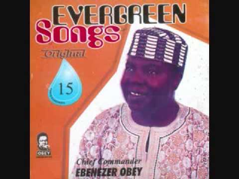 Chief Ebenezer Obey @ Adekunle Ojora 1