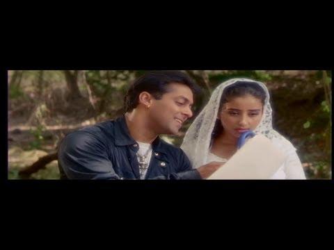 Salman Khan & Manisha Koirala Playin the Piano (Khamoshi)