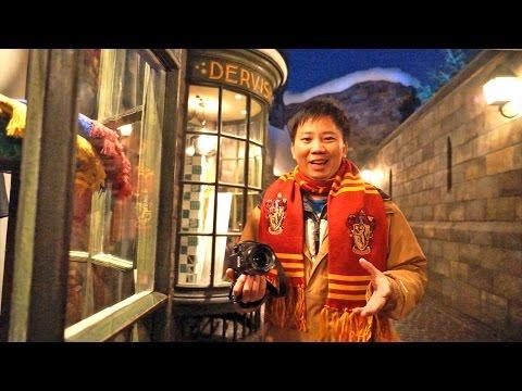 Tech Chill ตอนที่ 99 พาเที่ยวดินแดน Harry Potter ใน Universal Studio Japan