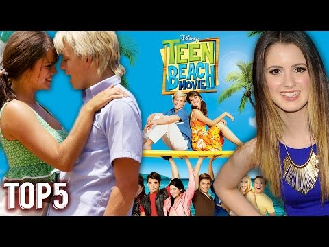 5 Things That Should Happen in Teen Beach Movie 2