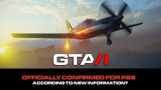 "GTA 6 ""Officially"" Confirmed for PS5 According to New Information?"