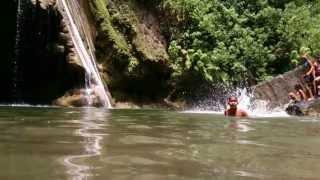 Xperia Z Prueba bajo el agua Parque la Sirena