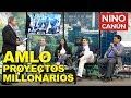 PROYECTOS MILLONARIOS DE AMLO 18 OCTUBRE 2018