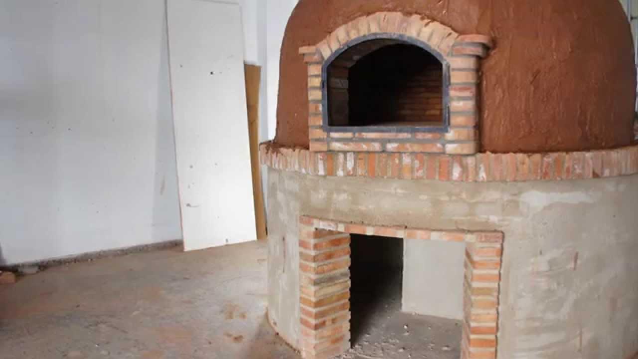 Chimeneas sirvent c mo hacer un horno moruno youtube for Como construir un horno