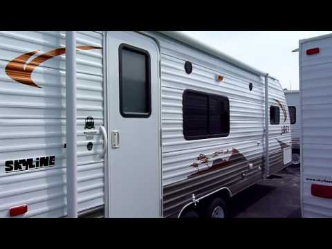 2012 Layton Mod. 260 Travel Trailer presented by Terry Frazer's RV Center
