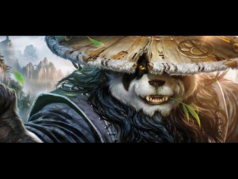 Играем World of Warcraft: Mists of Pandaria #2