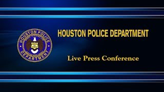 Chief announces results of Parole Violator Initiative | Houston Police