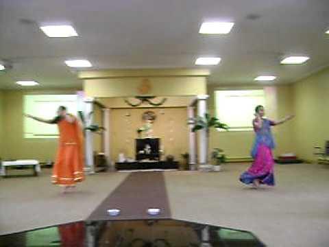 Holi Dance by Dakshita and Devanshi Are Ja Re Hat Natkhat Navrang...