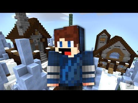 НУБ против ЗИМЫ в Майнкрафте - НОВЫЙ СЕРВЕР КокаПлей ЛетсПлей Выживание Minecraft Realms