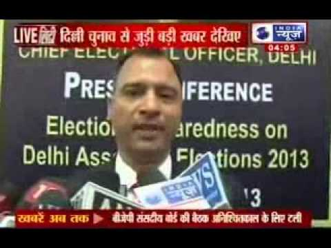 Indian general election, 2014: Election Commission to be tough with paidnews, party expenditures