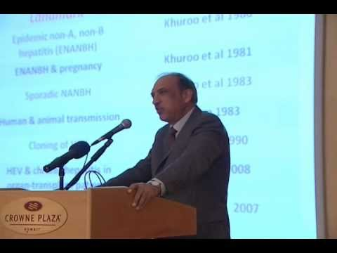 KMA-IDF Oration 2008-Discovery of hepatitis E: The epidemic non-A, non-B hepatitis 25 years later