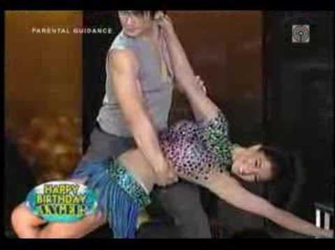 Angel Locsin dances in ASAP 08