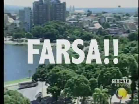 Apresentador da Record faz imagens de prédio na Paraíba e diz ser de helicóptero