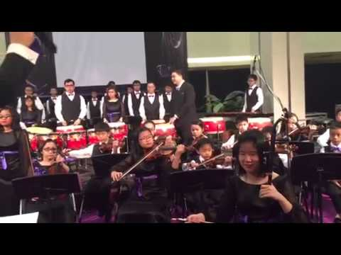 Singapore's first inclusive orchestra