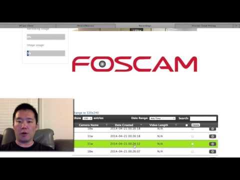 Foscam FI9831W Wireless HD IP Camera Review