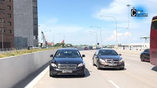 Mercedes-Benz Club Singapore Charity Drive to Vivo City
