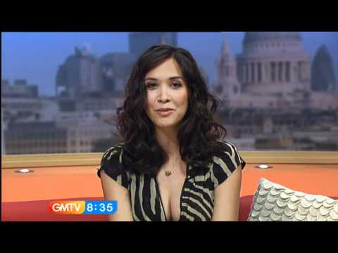 Myleene Klass Big Cleavage