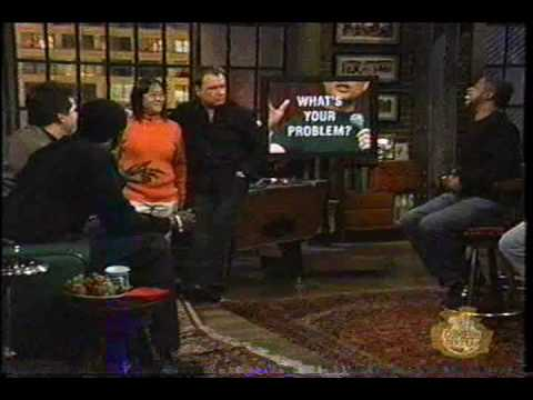 Tough Crowd With Colin Quinn: Whats Your Problem?