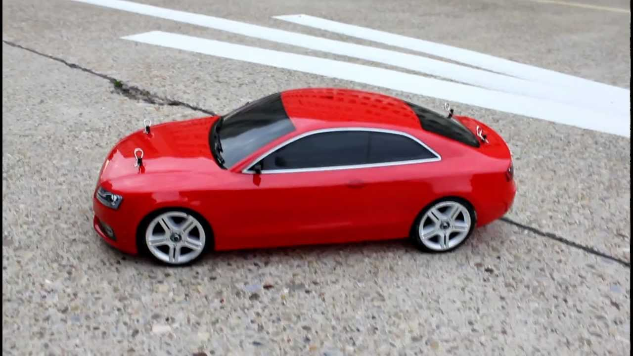 Audi S5 Rot Reely Tuning Youtube