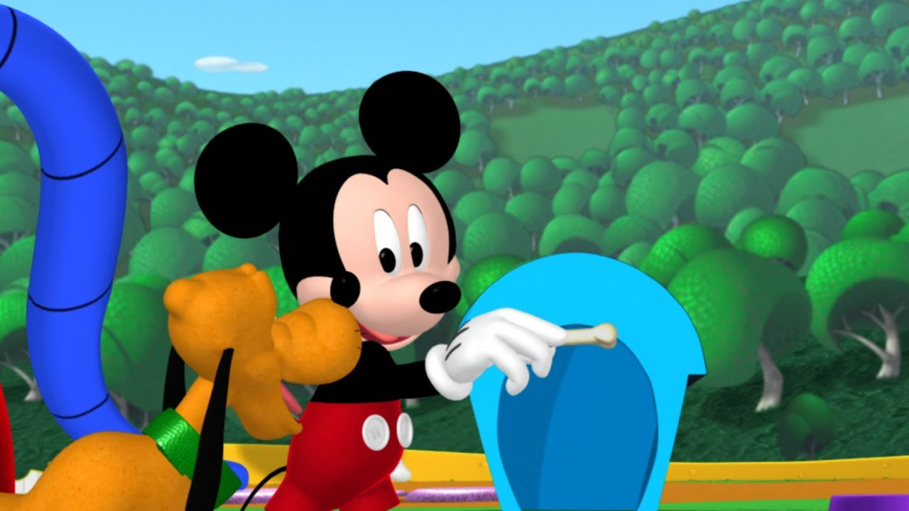 Why is goofy dating a cow