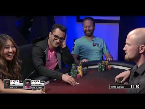Poker Night in America | Season 4, Episode 7 | Twitch Celebrity Cash Game | Part 5 - Psychic Flow
