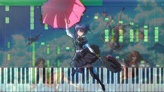 Chuunibyou demo Koi ga Shitai! -Take on Me - Movie PV EPIC OST (Piano)