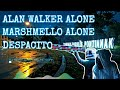 DJ SLOW REMIX SANTAI PALING ENAK | ALAN WALKER ALONE | MARSHMELLO ALONE | DESPACITO BASSBEAT HD