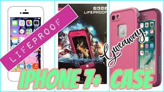 Lifeproof Case Iphone Contest | Open | U.S. Residents Only | Iphone 7+ & 8 +