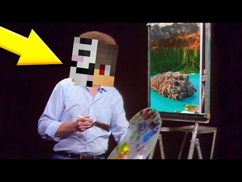 HOW TO PAINT IN MINECRAFT?!