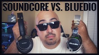 Which One Is Best For You? | Soundcore Space NC vs. Bluedio UFO2 (U2) [2018]