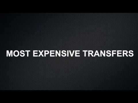 Top 10 Most Expensive Football Transfers of All Time