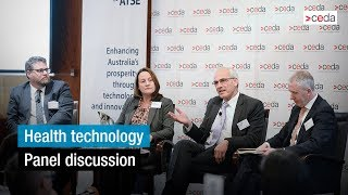 Health Technology - Panel discussion