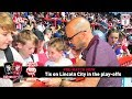 PRE-MATCH VIEW: Tis on Lincoln City in the play-off semi-final | Exeter City Football Club