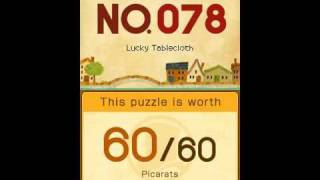 Professor Layton and the Last Specter - Puzzle 78