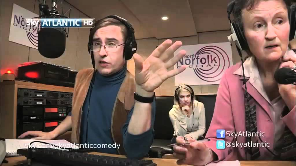 http://www.twitter.com/skyatlantichttp://www.facebook.com/skyatlanticFeast your eyes on what Alan Partridge's riproaring and probably genre-defining Mid-Mo...