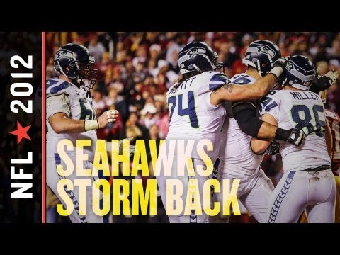 Seahawks vs Redskins 2013: Seattle Overcomes Early Two TD Deficit to Defeat RG3 and Washington 24-14