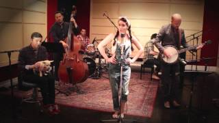 Anaconda - Vintage Bluegrass Hoedown - Style Nicki Minaj Cover feat. Robyn Adele Anderson