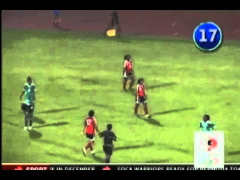 Trinidad & Tobago vs St Kitts and Nevis U17 Women WC Qualifier (All Goals)