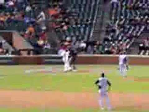 Nick Markakis's First Home Run Video