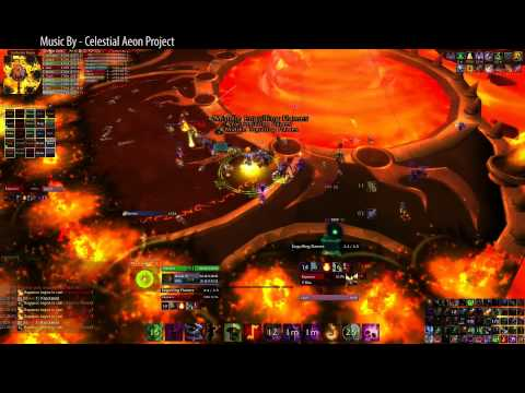DREAM Paragon VS Ragnaros 25man Heroic